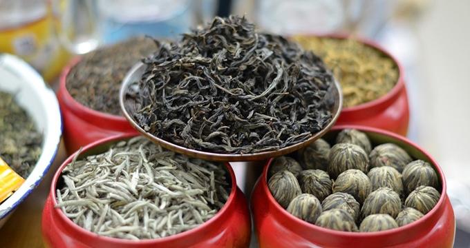 какой чай способствует похудению