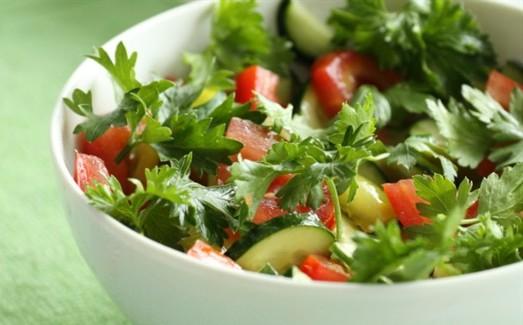 salat2 Витамины с грядки