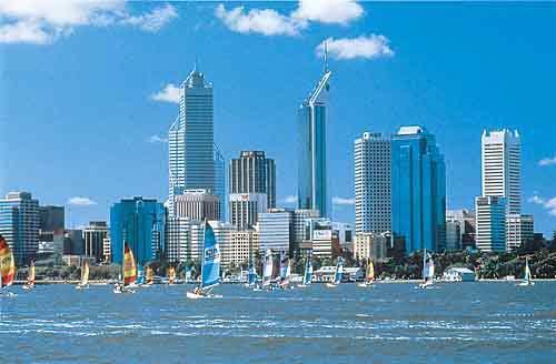 gorod Pert Моя мечта   Австралия!