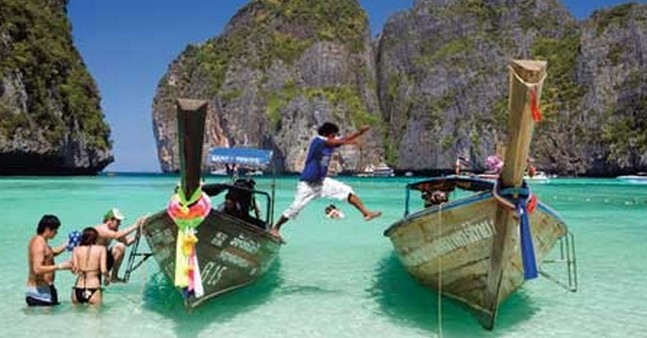 2558308 Этот желанный Таиланд!