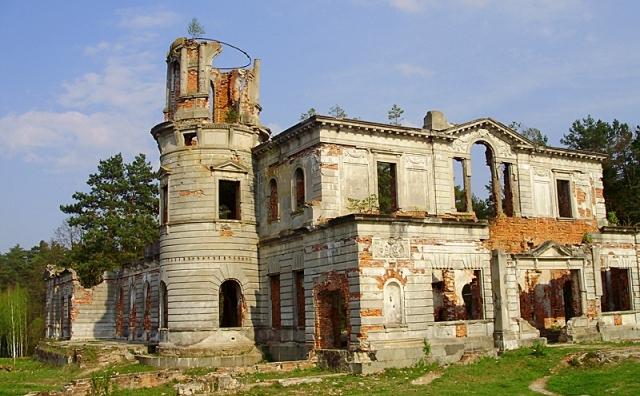 majetok tereschenko denyshy Другие интересные места Украины