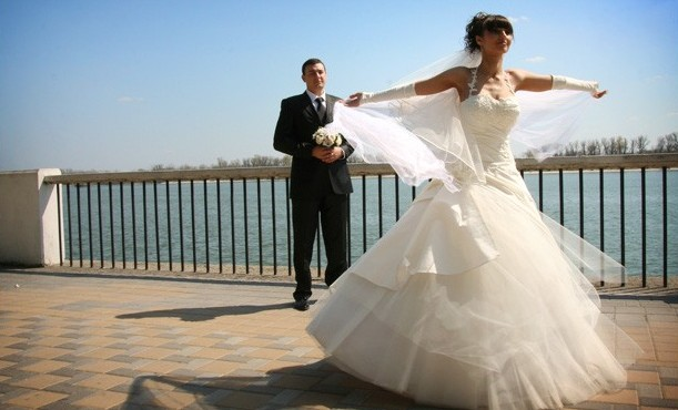 Память о  своей свадьбе…