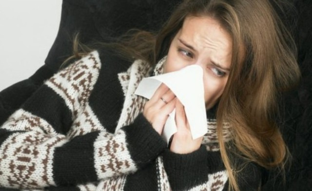 Nasmork Причины насморка