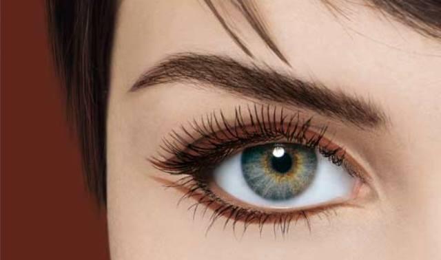 brown vibes 84 Косметика для глаз